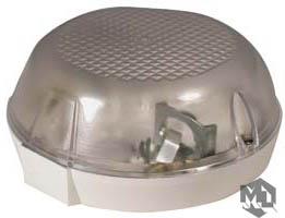 PLAFONNIER - SANS INTERRUPTEUR - 2 PORTE-LAMPES Image