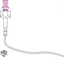RALLONGE 1 CONNECTEUR Image